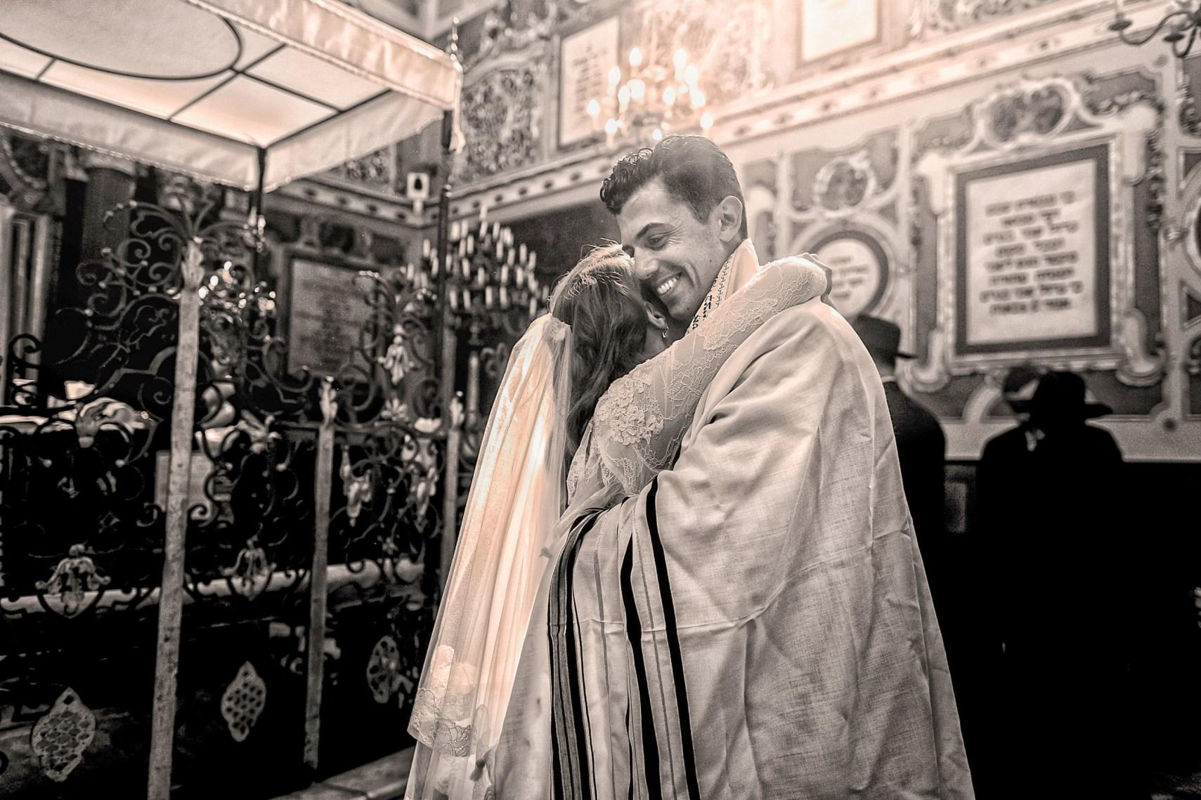 JEWISH WEDDING ART PHOTOGRAPHY 009302 (Custom)