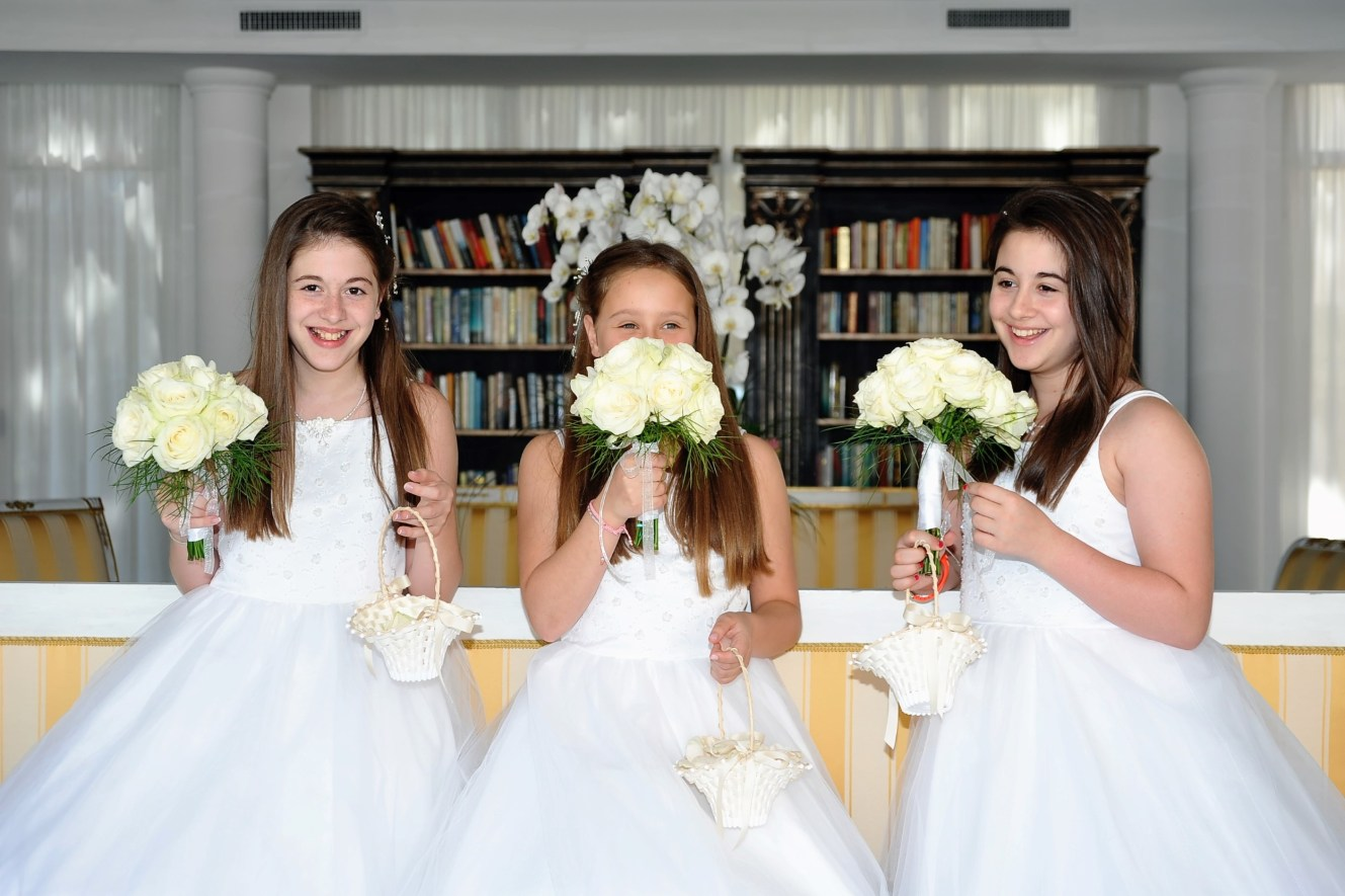 TEENAGE WEDDING BRIDESMAID'S 005039 (Custom)