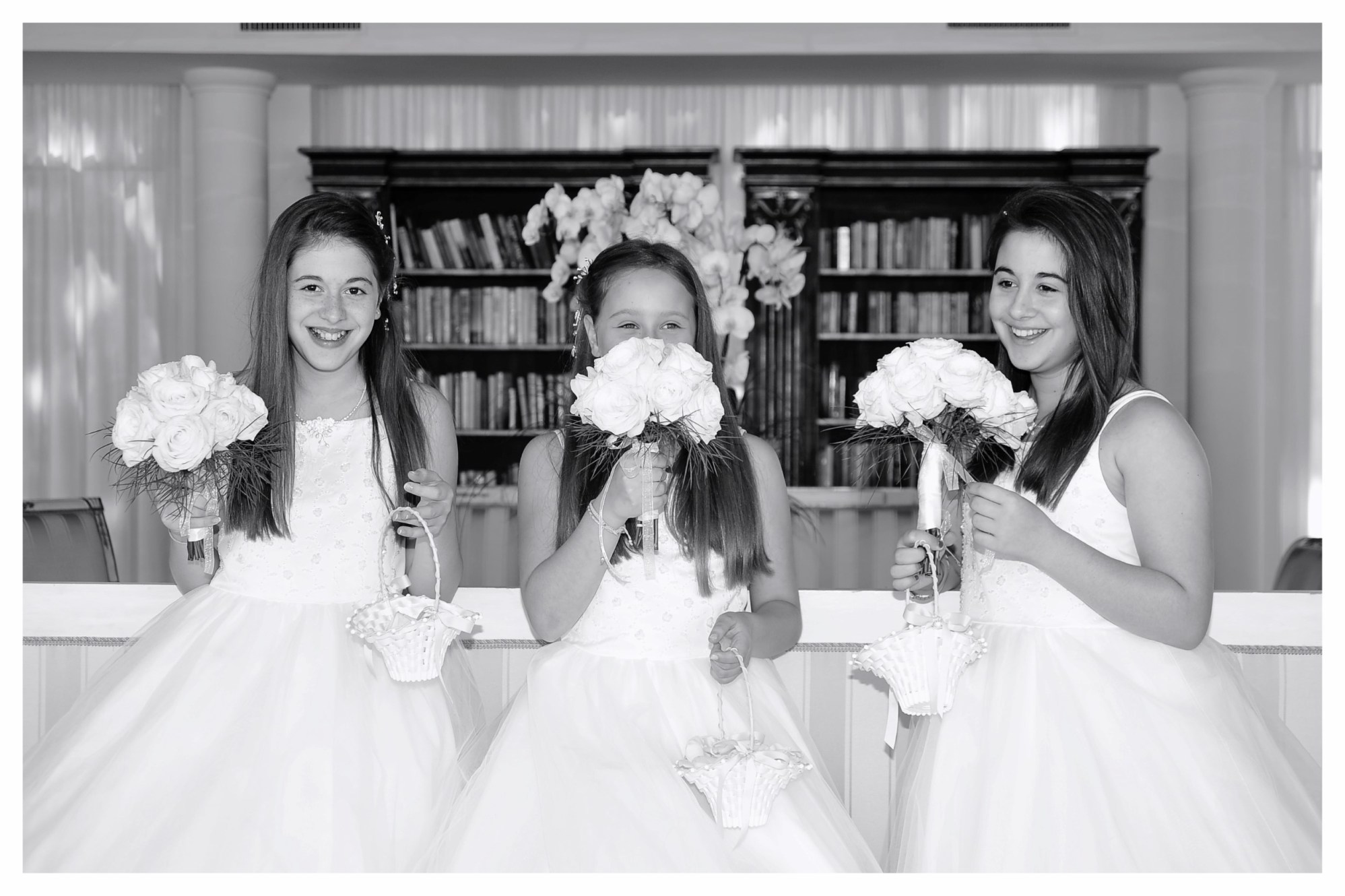 TEENAGE WEDDING BRIDESMAID'S 005040 (Custom)