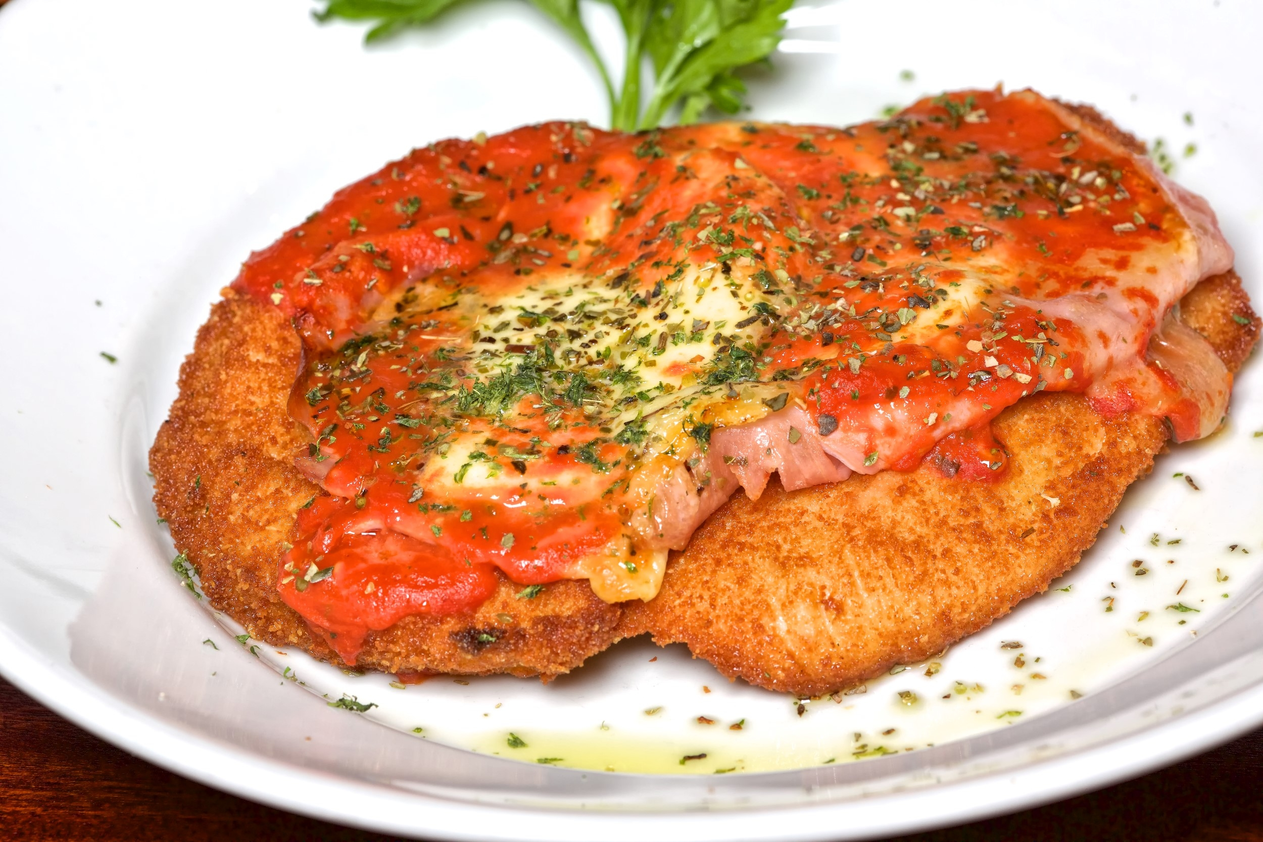123 ITALIAN FINEST CUISINE (5) MEATS AND CHICKEN VEAL LIVER 008902 (Custom)