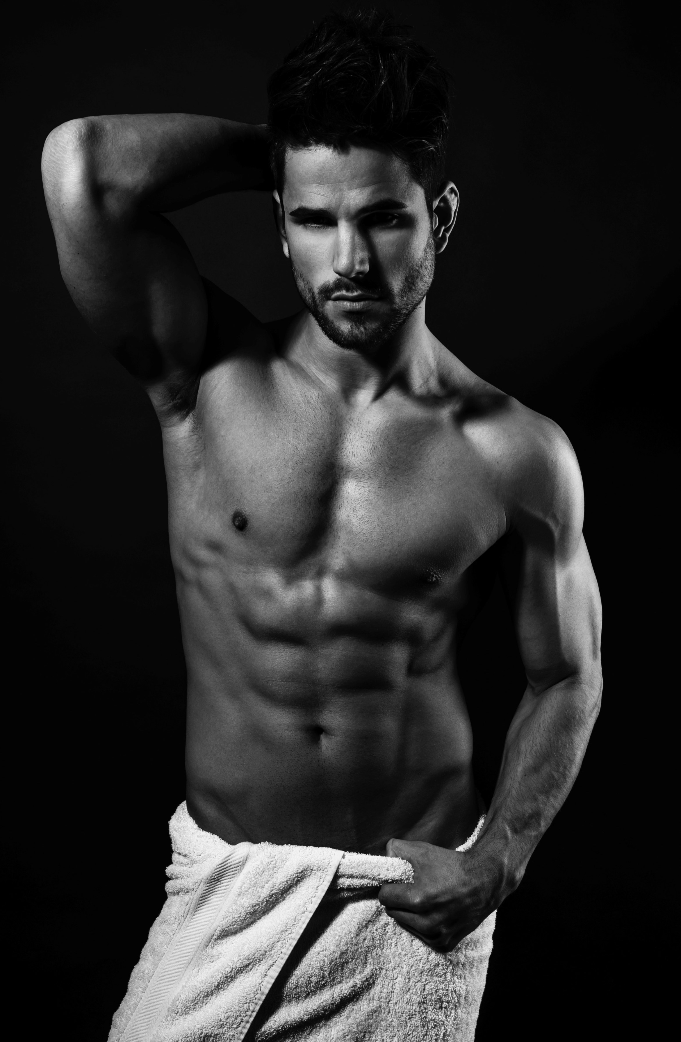 MALE FITNESS BODY PORTRAITS 004602 (Custom)