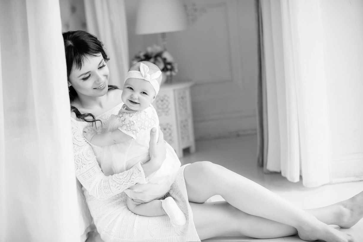 MOTHER AND CHILD PORTRAITS PART 1 004874 (Custom)