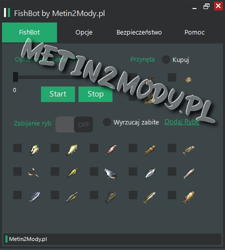 FishBot Metin2