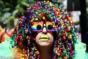 Parada ponosa 2012