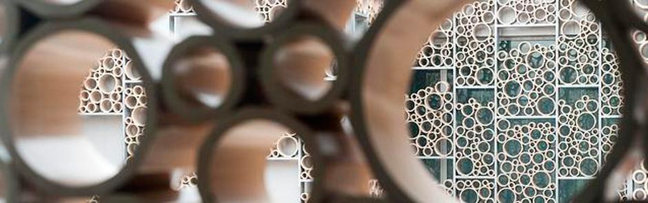 Realización y suministro de piezas dodecágonas para el Museo de la Cerámica de Triana, Sevilla . Promotor: Compañía Internacional de Construcción y Diseño S.A.U.