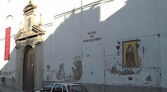 EL RETABLO CERÁMICO DE SANTA RITA DE CASIA DEL MONTASTERIO DE SAN LEANDRO (SEVILLA). MEMORIA DEL PROCESO DE RESTAURACIÓN.