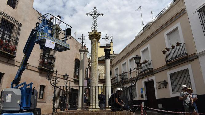 El Ayuntamiento crea un servicio de reparación de monumentos