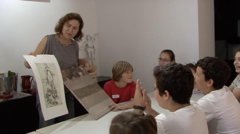 """Talleres didácticos en Casa Murillo: Conservando un """"murillo"""" – Biología y restauración"""