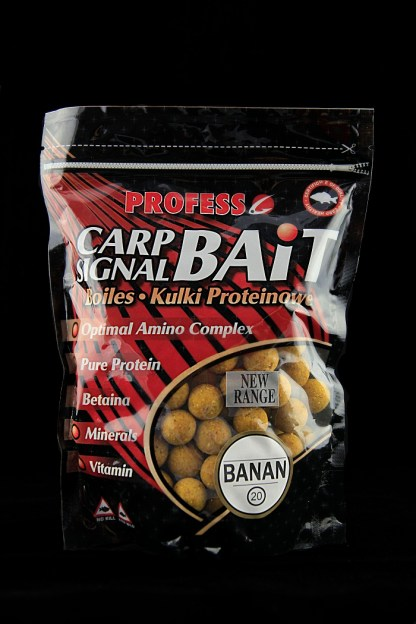 Carp Signal Banana boilies