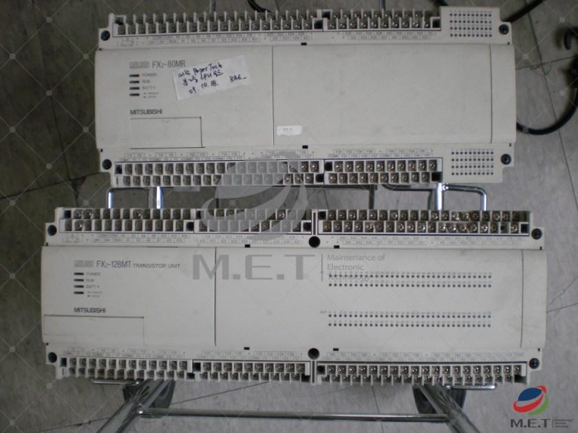 MITSUBISHI MELSEC FX2-32MR, FX1-48MR, FX2-80MR, FX2-128MT[PLC].jpg