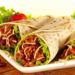 Mince Burritos