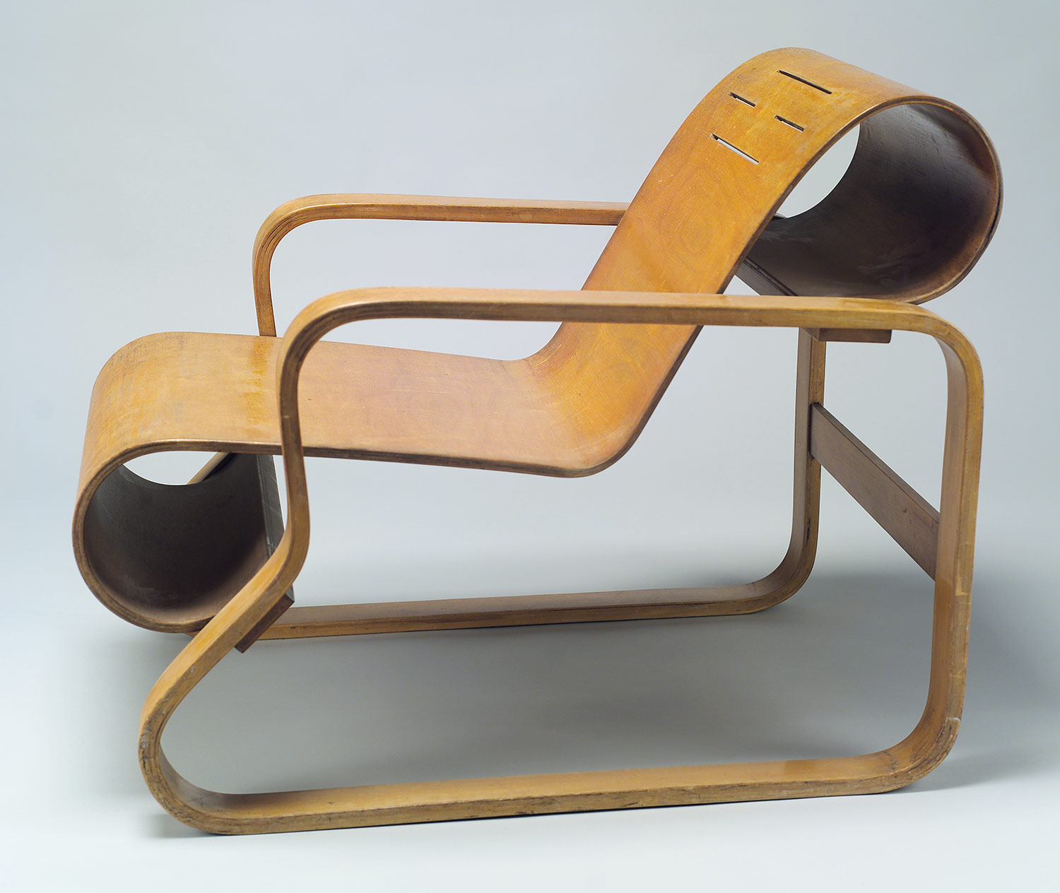 Aalto Chair Alvar Aalto Model No 41 Lounge Chair 2000 375