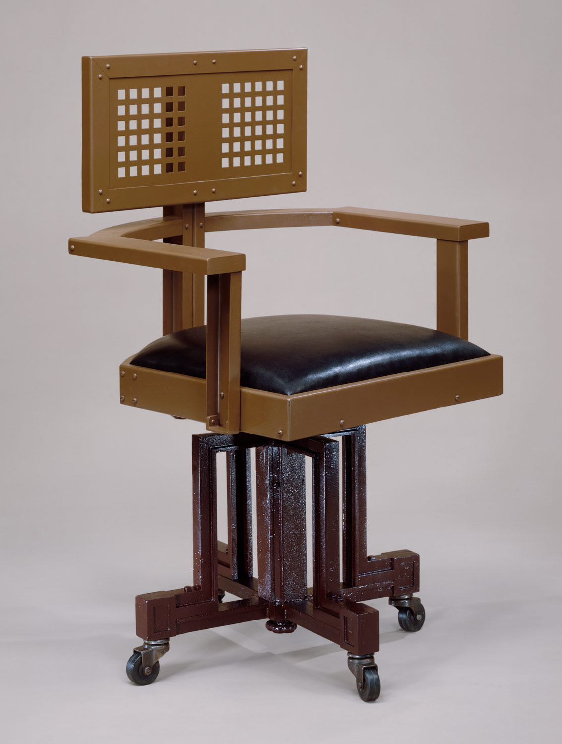 Frank Lloyd Wright Chairs Revolving Armchair Frank Lloyd Wright 1979 130 Work