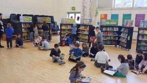 METNS Community Book Fair