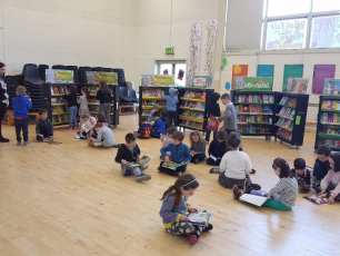 METNS Community Book Fair