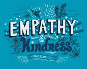 Value for March - Kindness & Empathy