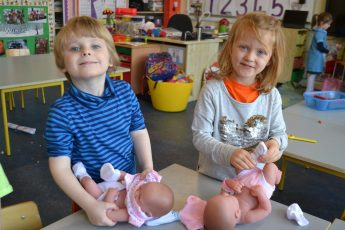 Junior Infants A Baby Clinic