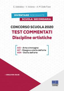 2020 - Test commentati Discipline artistiche A01 - Arte e immagine, A17 - Disegno e storia dell'arte, A54 - Storia dell'arte