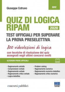 RIPAM - Test ufficiali per superare la prova preselettiva