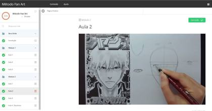 Como Desenhar Manga Desenho
