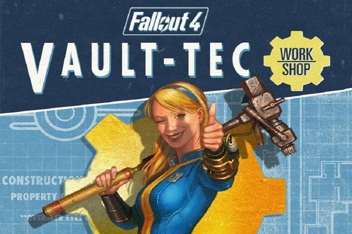 Fallout 4 Vaul-Tec Workshop