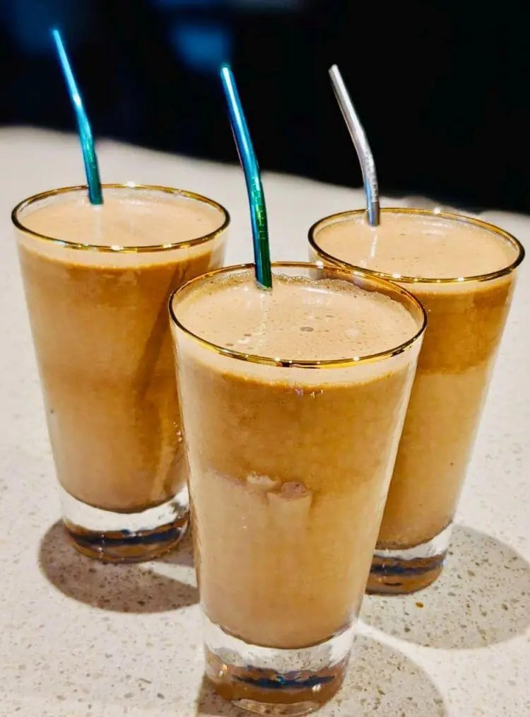 How to make Frappe iced coffee (Frappe recipe).