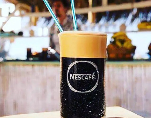 how to make a Frappe iced coffee frappe recipe
