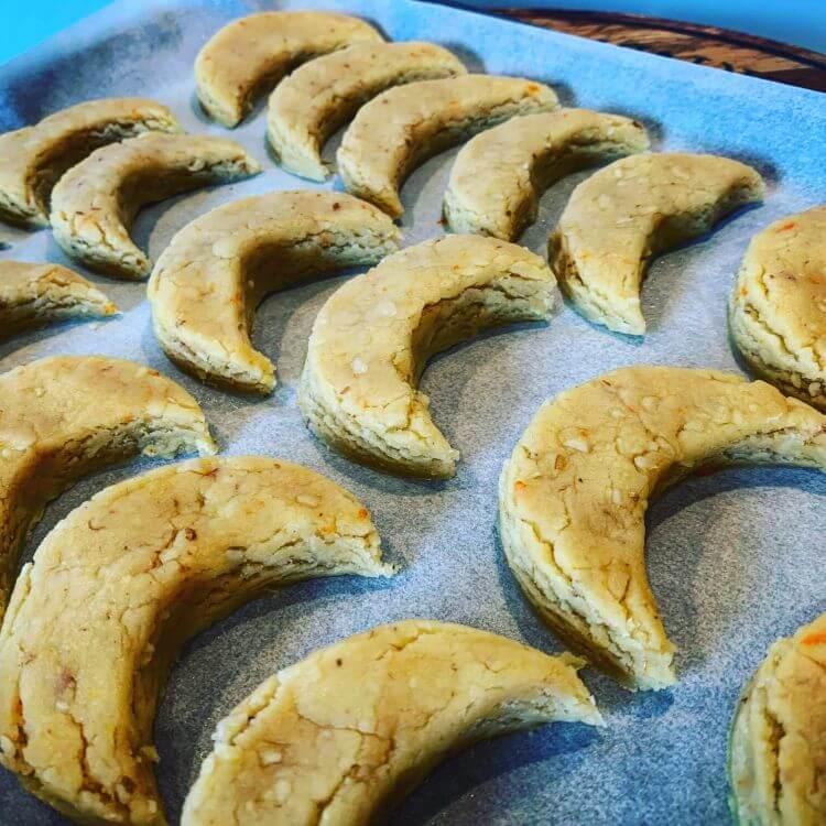 greek cookies recipe