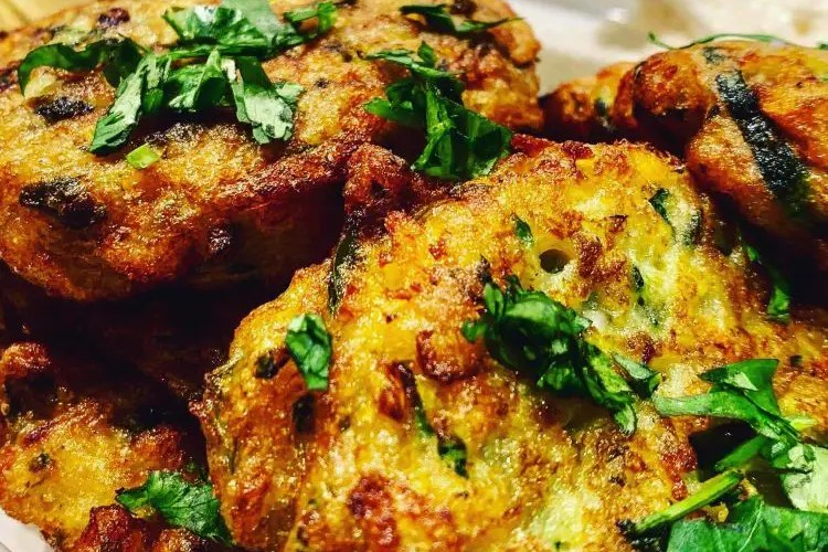 greek zucchini fritters recipe