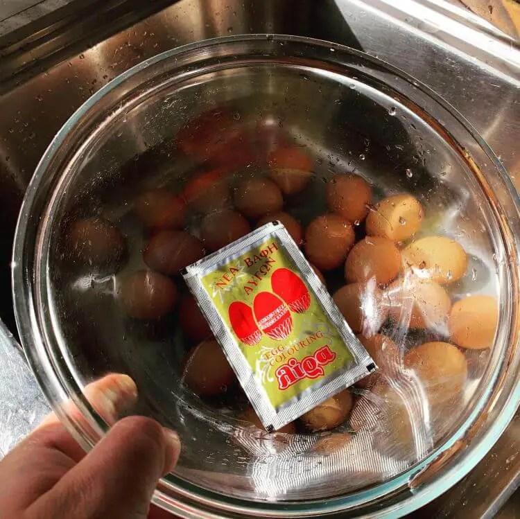 egg dye kit