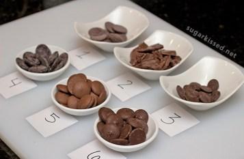 Γευσιγνωσία Σοκολάτας. Μάθε πώς!