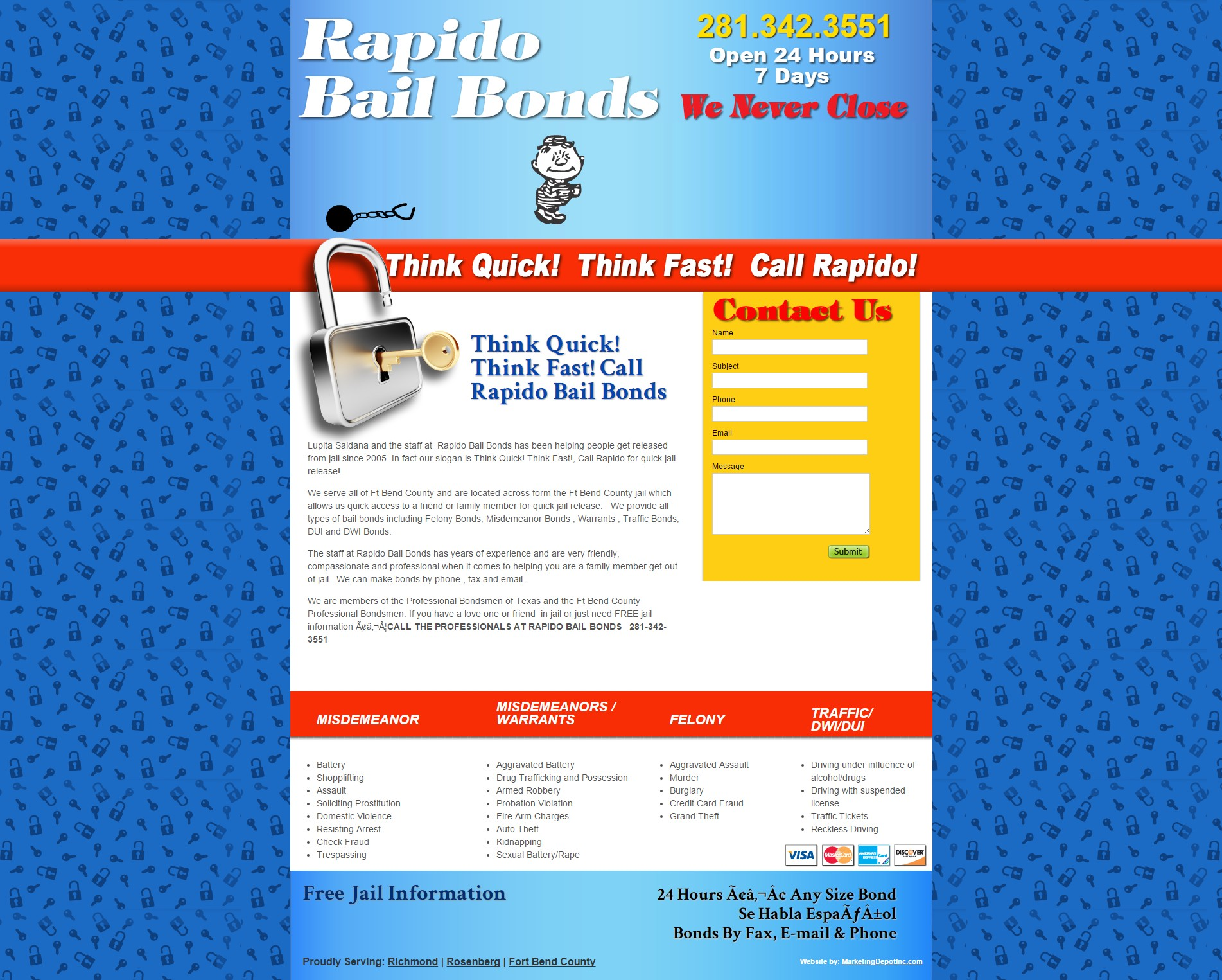 Rapido Bail Bonds