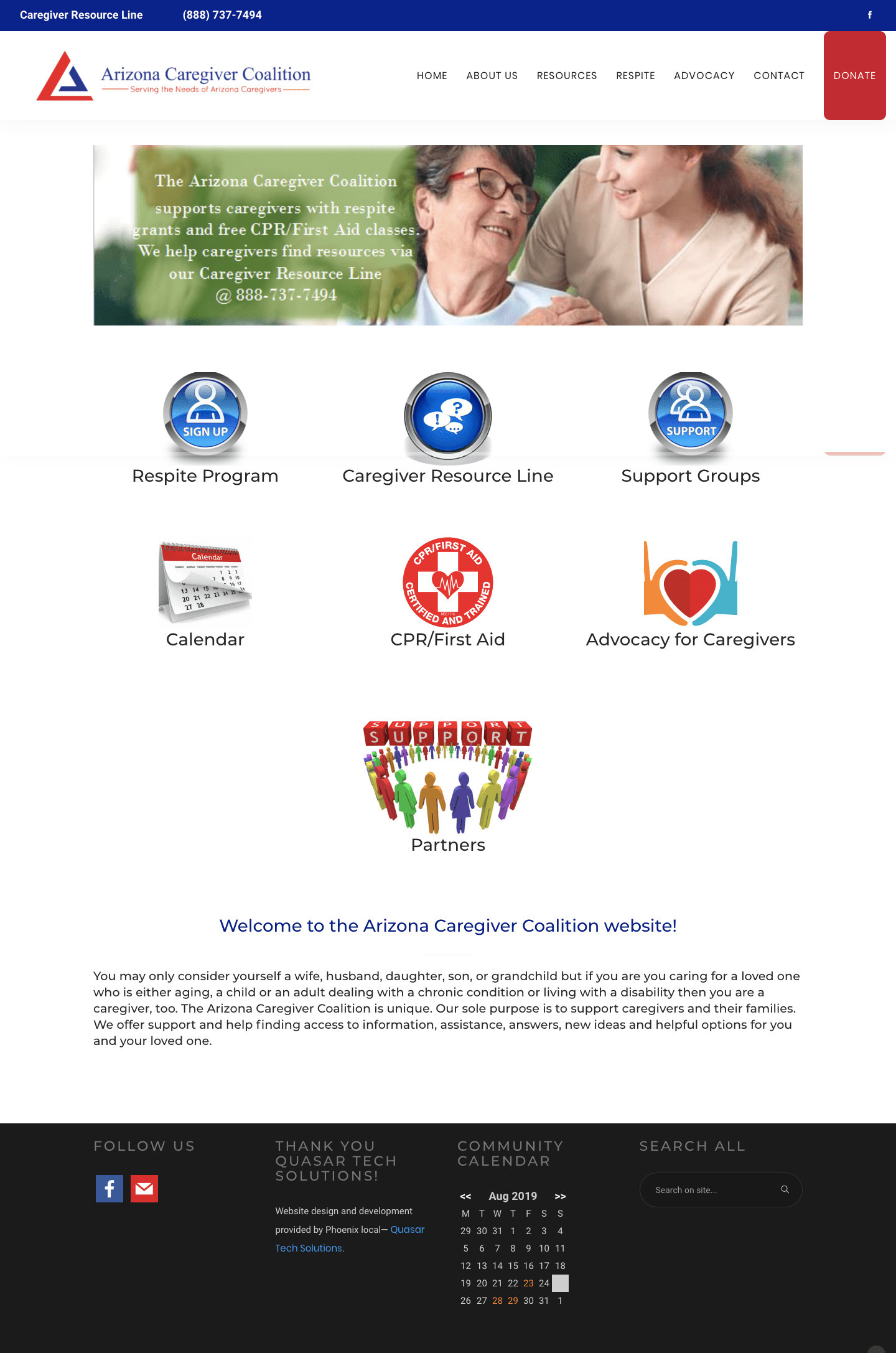 Arizona Caregiver Coalition