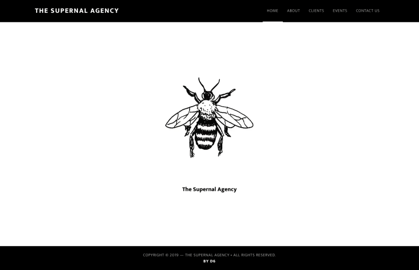 The Supernal Agency