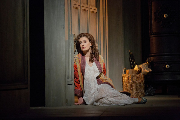"Sophie Koch as Charlotte in Massenet's ""Werther.""  Photo: Ken Howard/Metropolitan Opera"