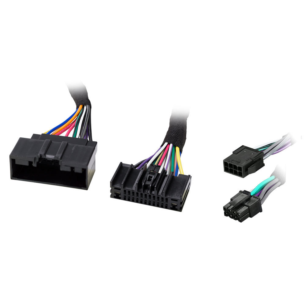 medium resolution of ford plug n play t harness for ax dsp