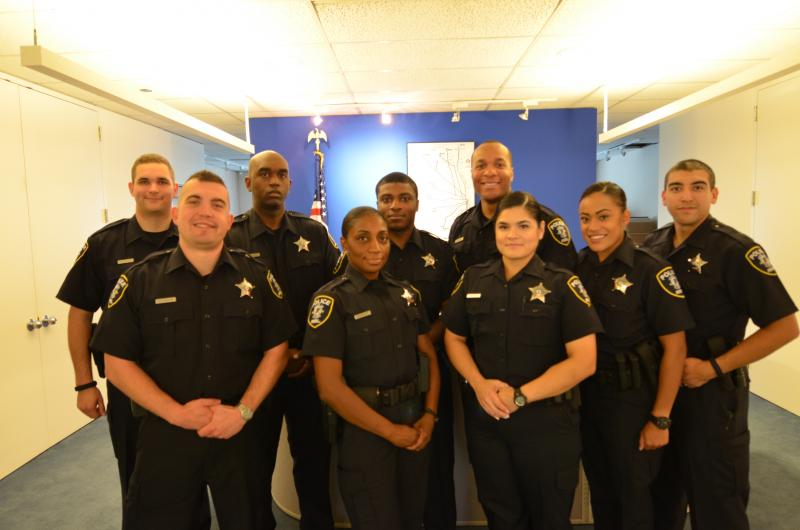 Metra Police Department serves and protects  Metra