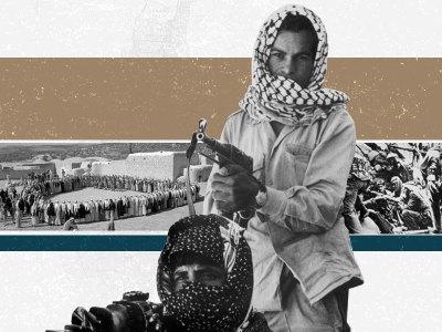 مقاومة الفلسطينيين المنسيّة