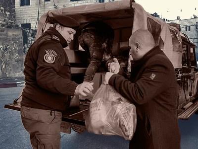 التهمة: توزيع طرود غذائيّة!