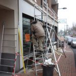 Rénovation boulangerie