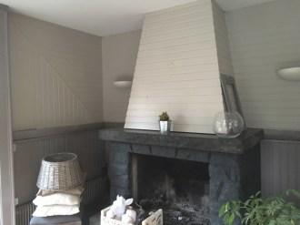 dépose cheminée