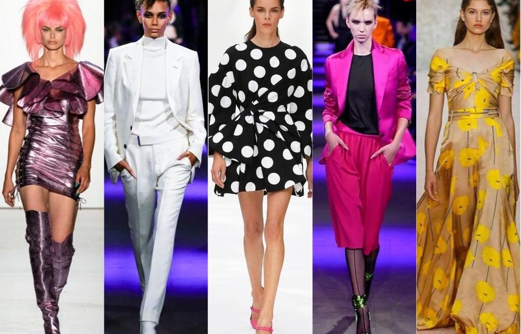 Las 5 tendencias que nos dejaron el New York Fashion Week SS20