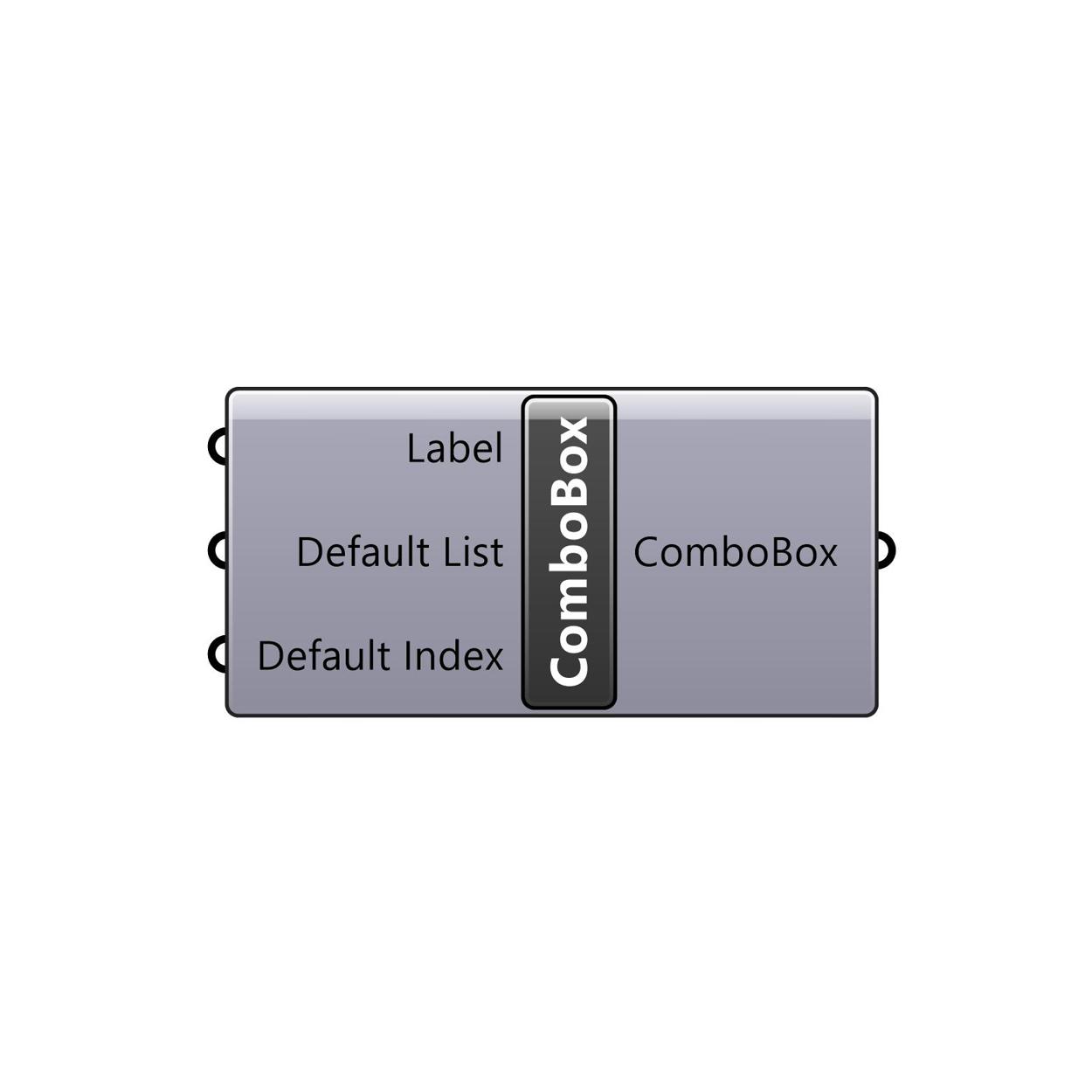 Combo Box component