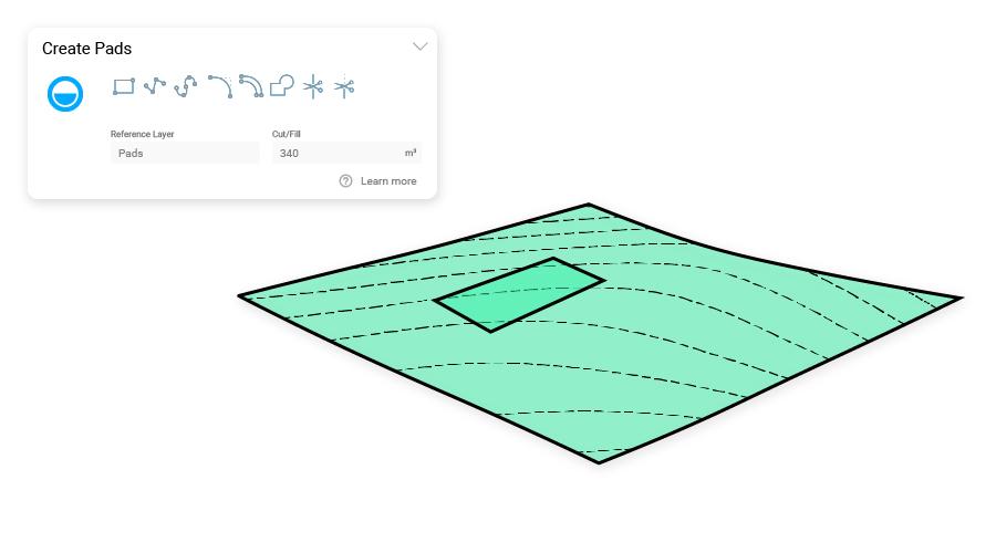 Create Pads