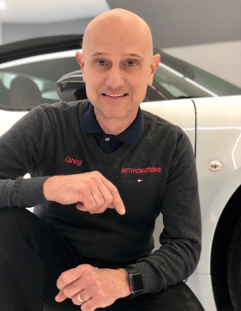 Greg Iorizzo, President of Metric Motors