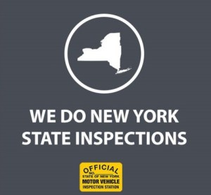 We Do NYS Inspections!