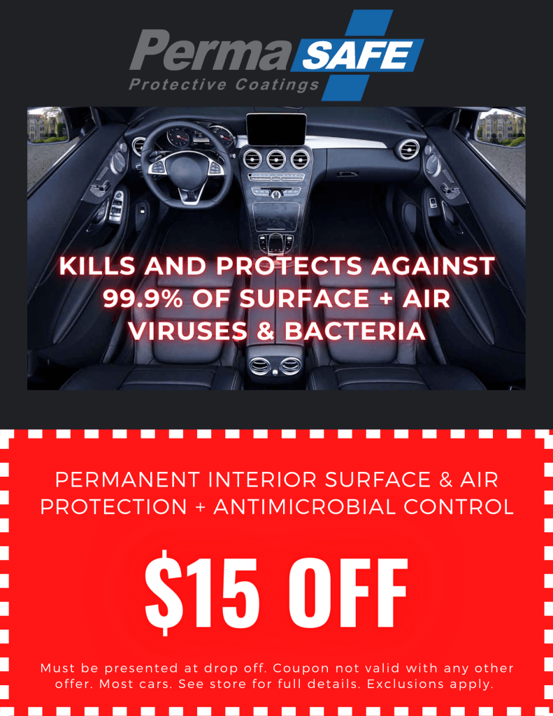 $15.00 OFF PermaSafe Protective Coatings