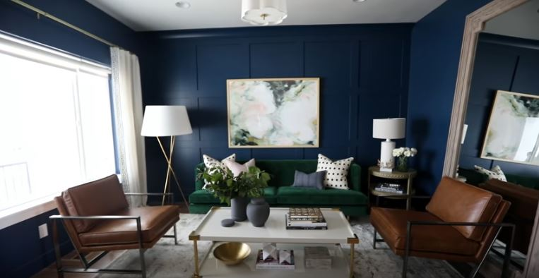 living room design tips furniture idea glamour with studio mcgee