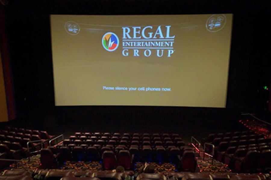 Regal Bricktown Cinema Plaza