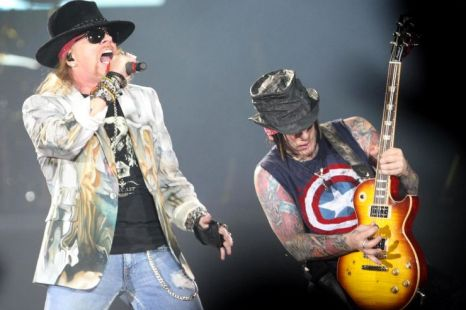 Guns N' Roses will be playing Leeds Festival (Photo: Getty Images)